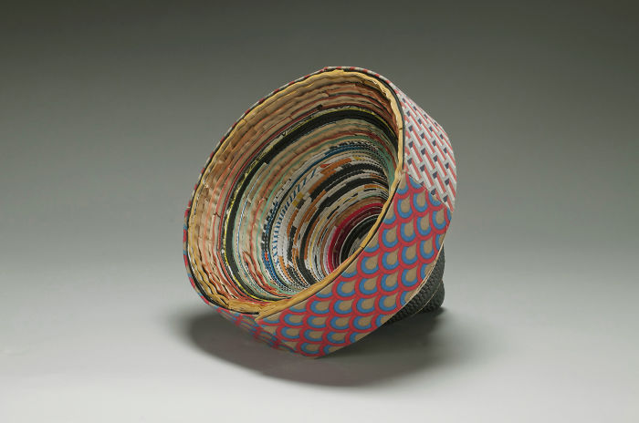 Beautiful Sculptures made from  Old Books by Jacqueline rush lee (18)
