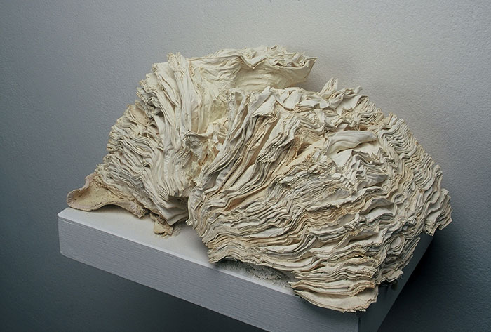 Beautiful Sculptures made from  Old Books by Jacqueline rush lee (9)