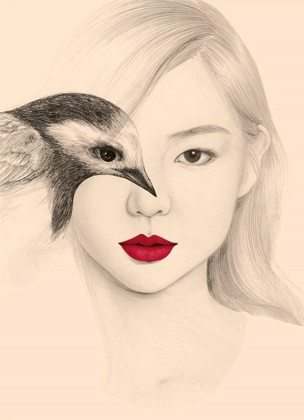 Capricious Drawings by OkArt (3)