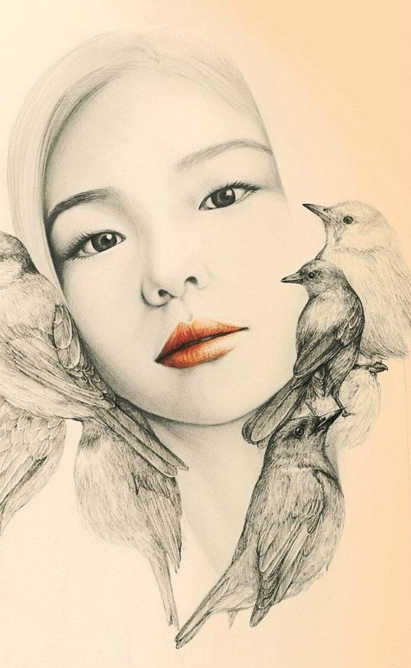 Capricious Drawings by OkArt (8)