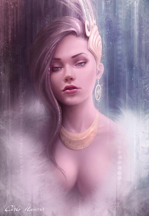 Digital Art by Carlo Marcelo (5)