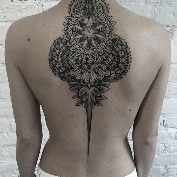 Conspiracy of Mandala Tattoos (11)