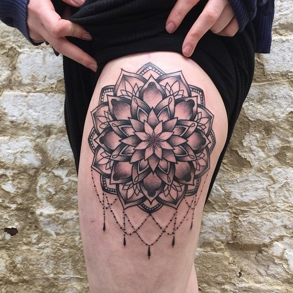 Conspiracy of Mandala Tattoos (22)