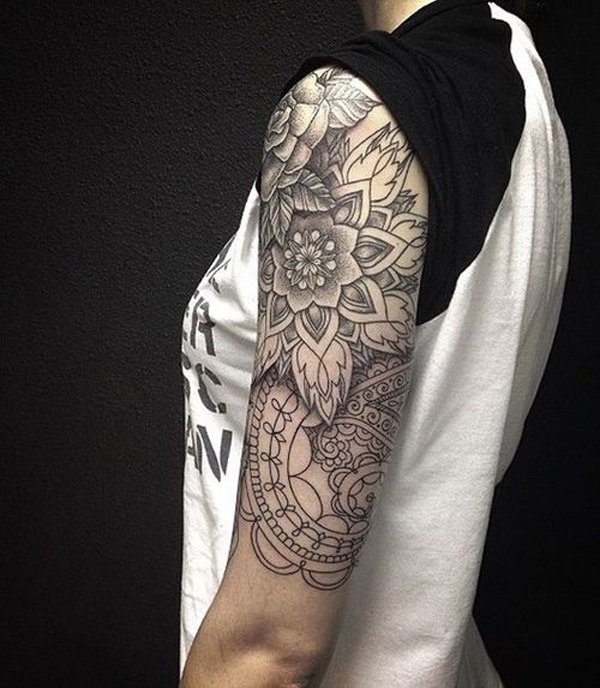 Conspiracy of Mandala Tattoos (25)