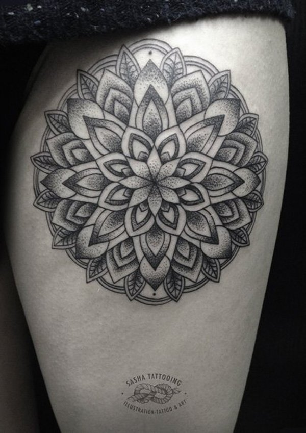 Conspiracy of Mandala Tattoos (31)