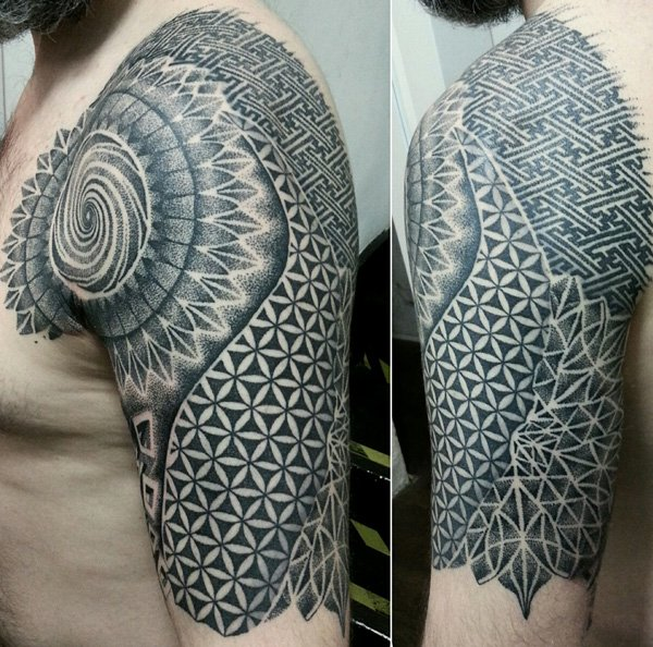 Conspiracy of Mandala Tattoos (7)