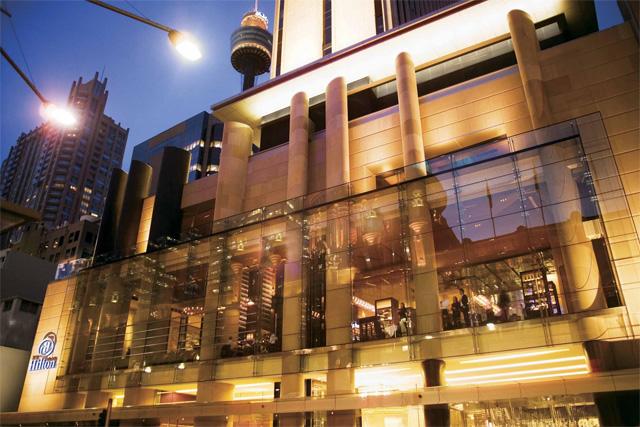 Hilton Hotel Sydney