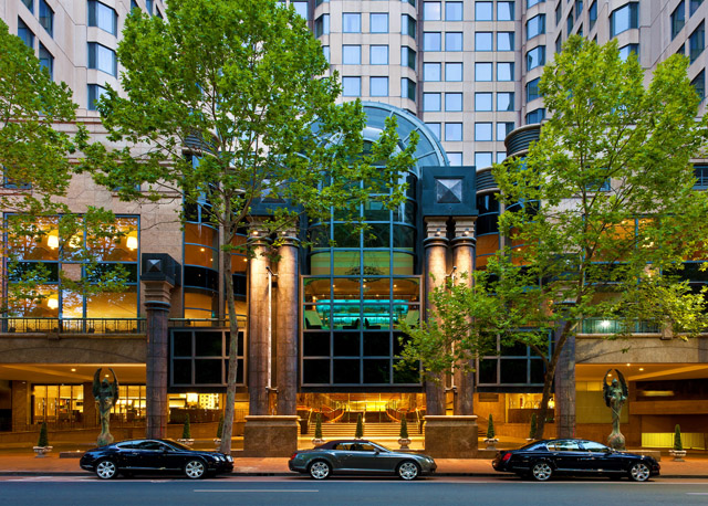 Sheraton On The Park Hotel Sydney