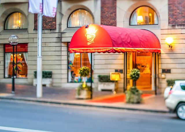 Sir Stamford At Circular Quay Sydney Hotel