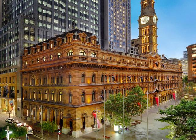 The Westin Sydney Hotel