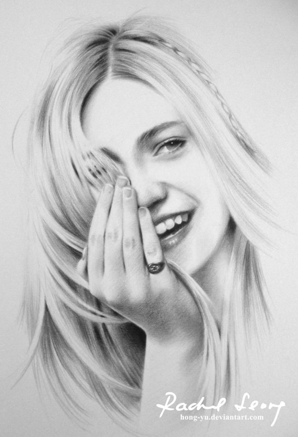 beautiful Pencil Drawings by Leong Hong Yu (1)