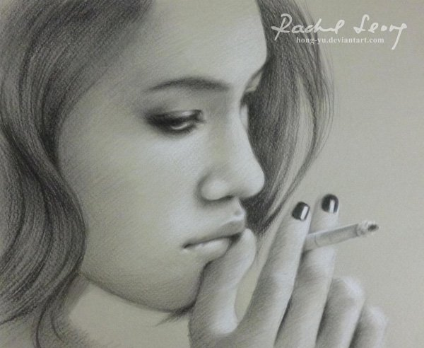 beautiful Pencil Drawings by Leong Hong Yu (2)