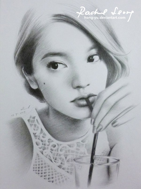 beautiful Pencil Drawings by Leong Hong Yu (7)
