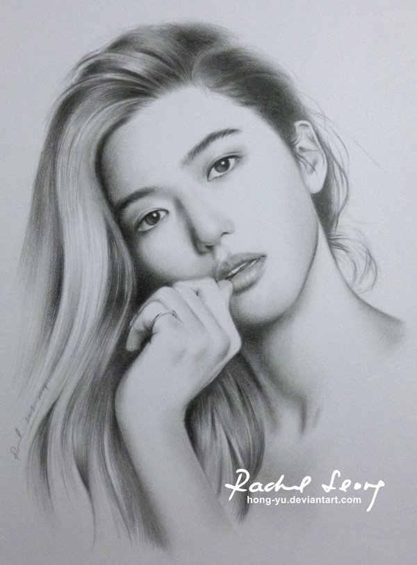 beautiful Pencil Drawings by Leong Hong Yu (9)