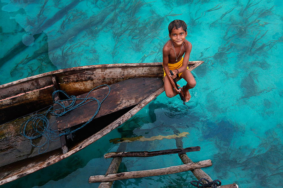 Bajau Boy by Hesham Alhumaid on 500px