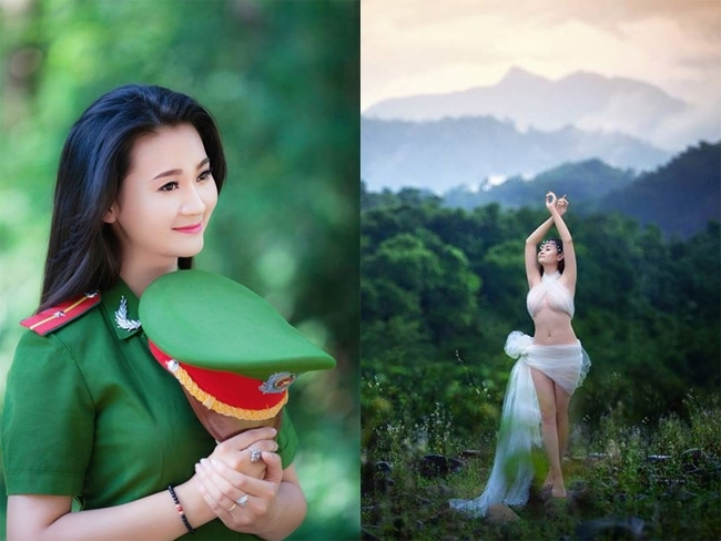 Sizzling Photos of  Nguyen Phuong Thao  (1)