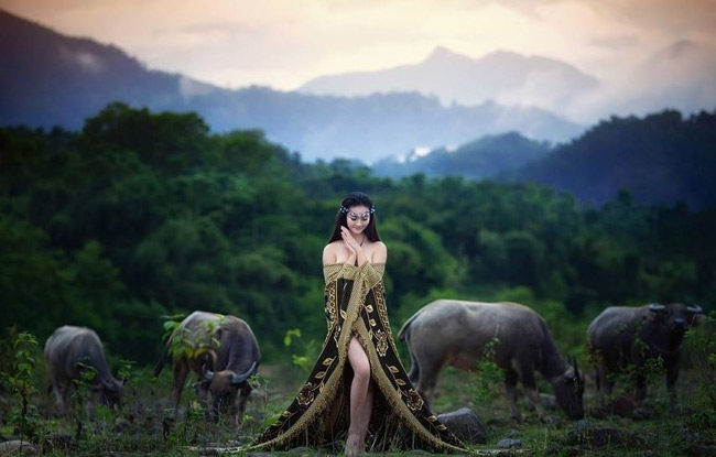 Sizzling Photos of  Nguyen Phuong Thao  (11)