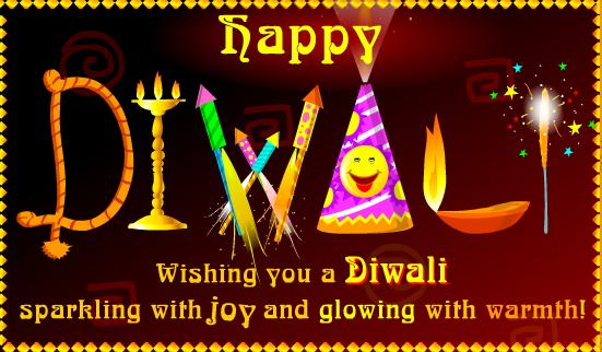 Beautiful colorful Diwali Greeting card Designs (1)