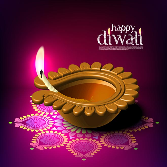 Beautiful colorful Diwali Greeting card Designs (4)