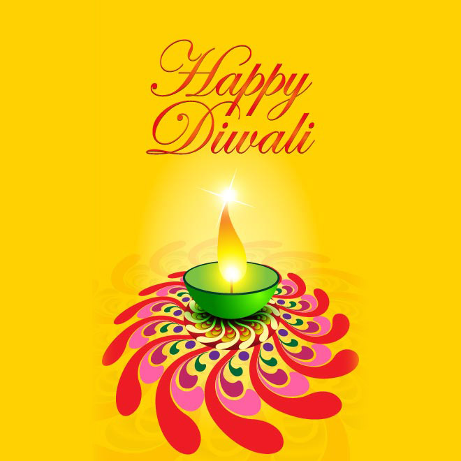 beautiful diwali-greetings