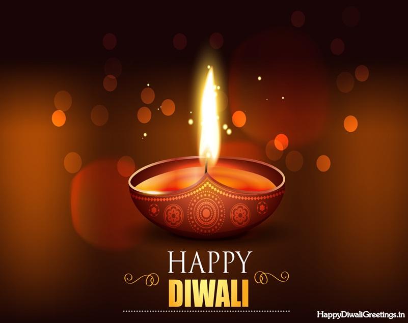 30 Beautiful and Colorful Diwali Greeting card Designs ...