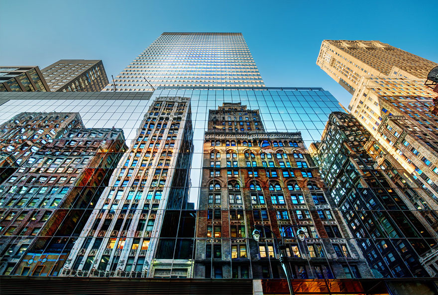Inception In New York by Trey Ratcliff