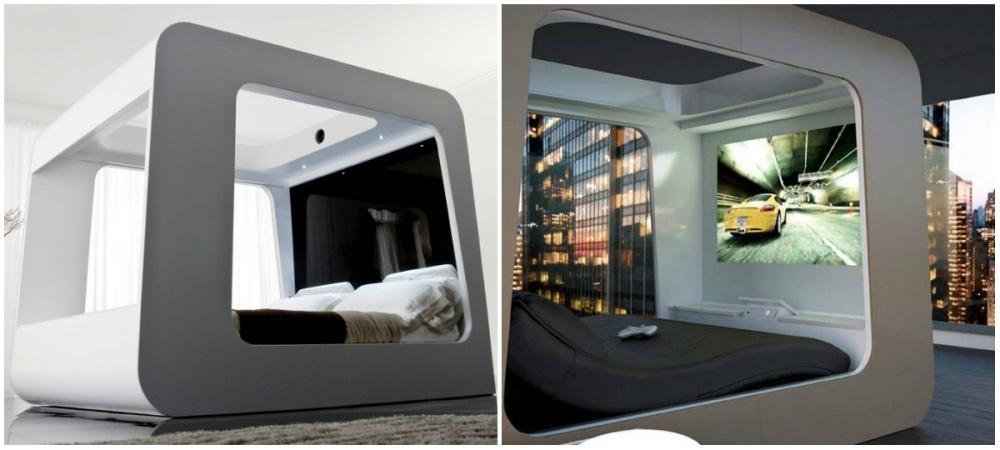 Tv Bed