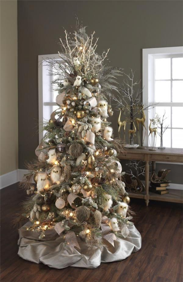 Gorgeous-Christmas-tree-for-lovers