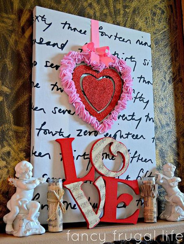 wreath-and-love-letters