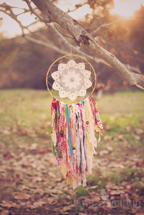 Amazing Photographs Of Diy Crafts Of Dream Catcher