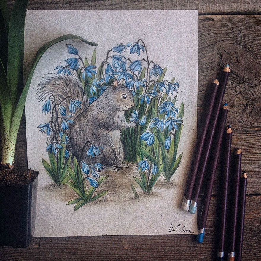 fairytale-illustrations-color-pencil-lia-selina-6