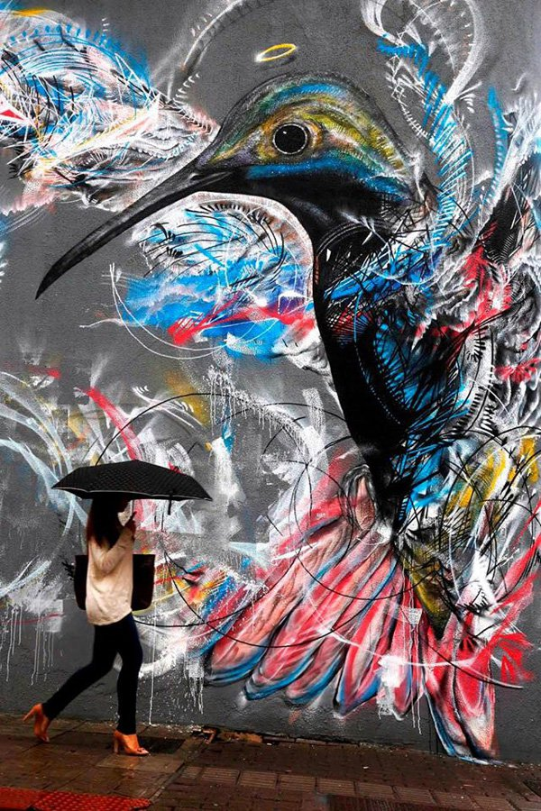 amazing street art by l7m incredible snaps