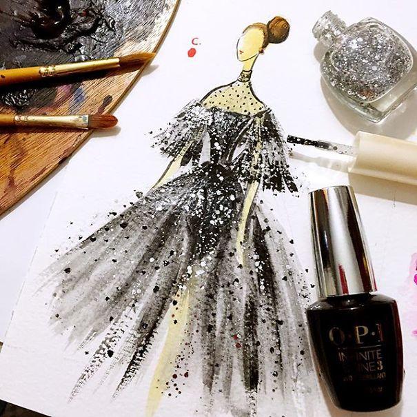Fashion-Fantasy-from-bottles-of-Nail-Polish-57b43c730baeb__605