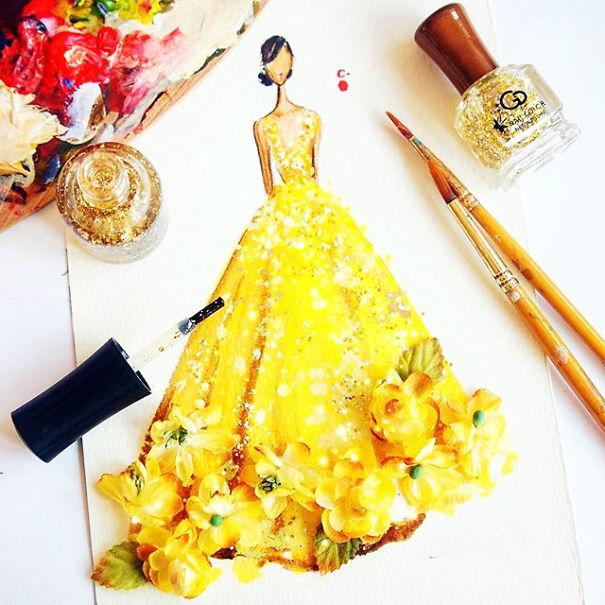 Fashion-Fantasy-from-bottles-of-Nail-Polish-57b6d1078f06a__605