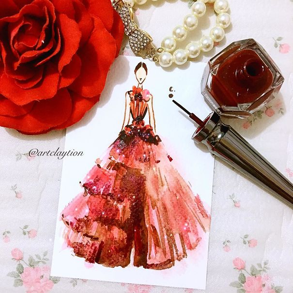 Fashion-Fantasy-from-bottles-of-Nail-Polish-57beaa9ac4d18__605
