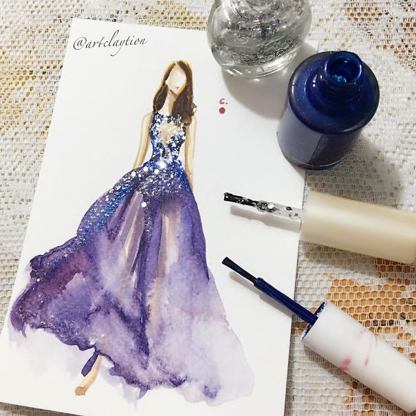 Fashion-Fantasy-from-bottles-of-Nail-Polish-57beaa9d7087d__605