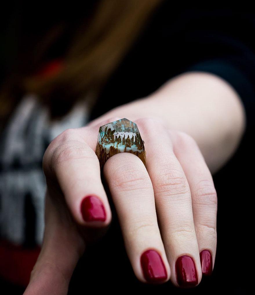 resin-rings-miniature-scenes-secret-forest-49