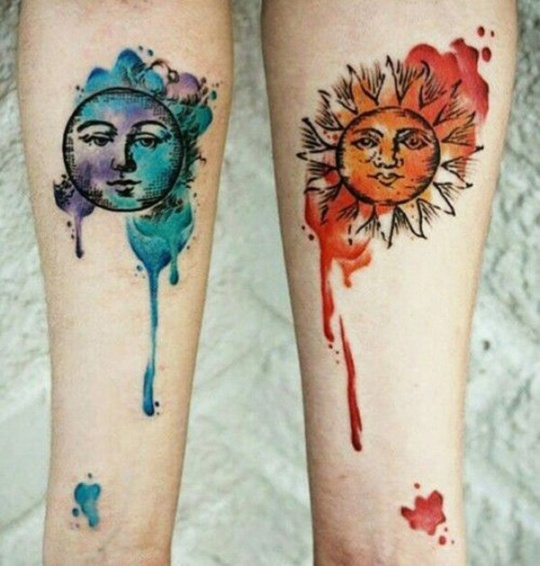 sun-and-moon-couple-tattoos