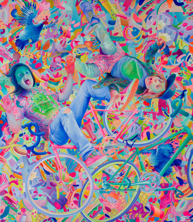 20-collide-swirl-oil-painting-by-michael-page