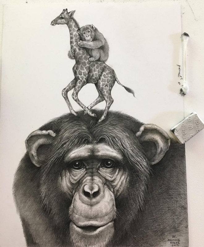 3-best-friends-funny-drawing-by-adonna-khare.preview