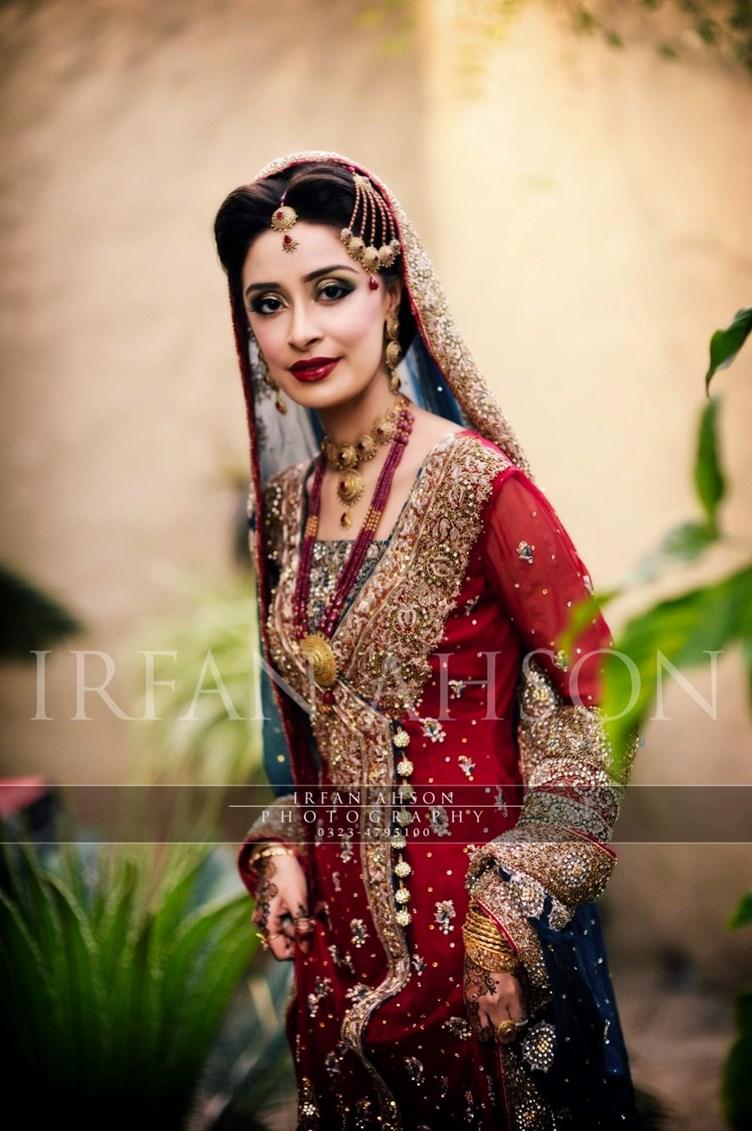Irfan ahson travels for wedding photography -  Irfan Ahson Pakistani Wedding Bridal Outfit 122