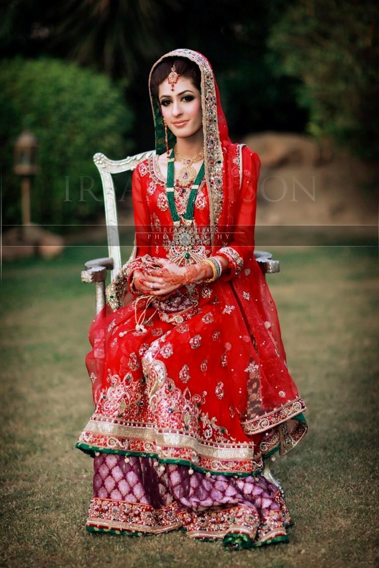 Irfan ahson travels for wedding photography -  Irfan Ahson Pakistani Wedding Bridal Outfit 132