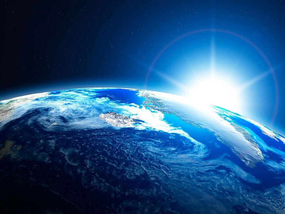 rising-sun-in-space