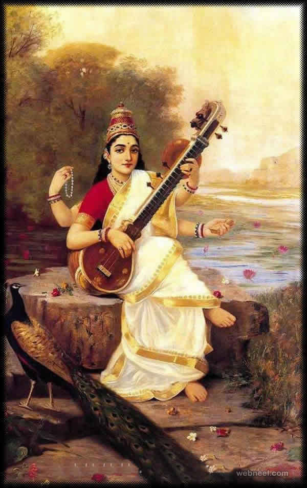 19-saraswathi-ravi-varma-paintings