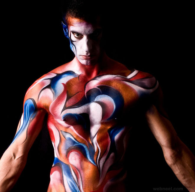 22-body-painting
