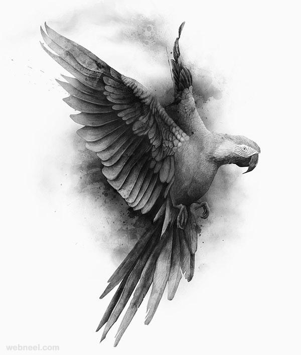 4-bird-art