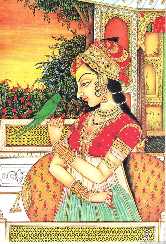 1-mughal-paintings