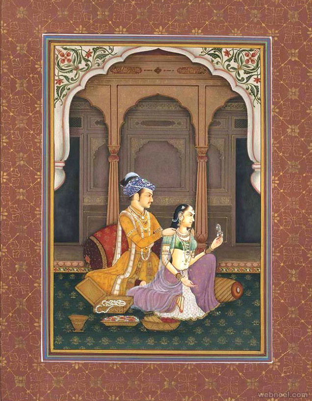 21-mughal-painting