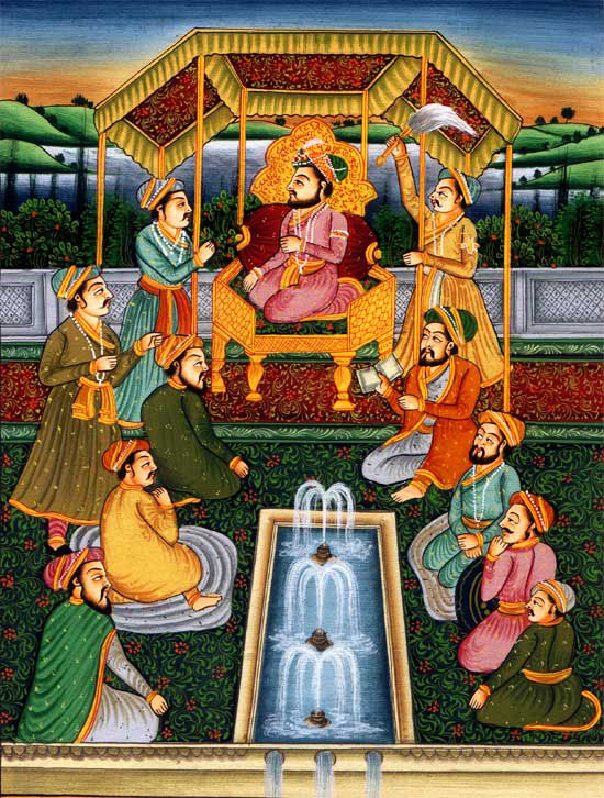 26-mughal-painting
