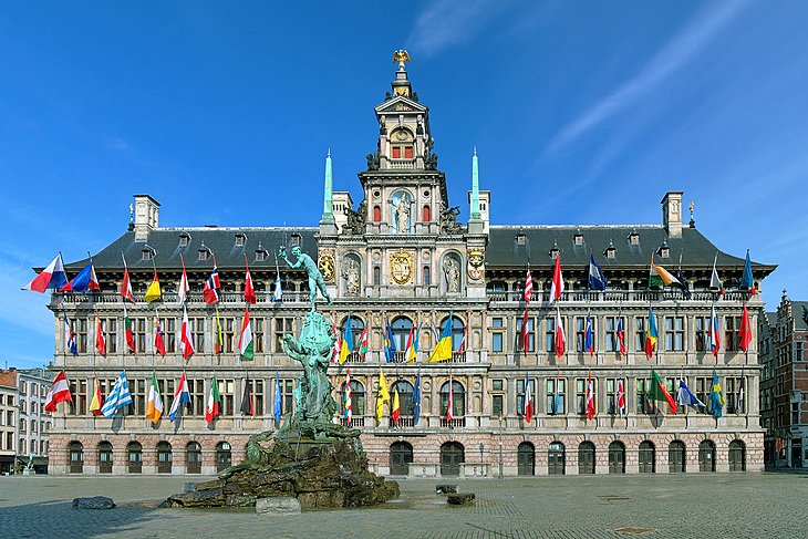 belgium-antwerp-grand-place